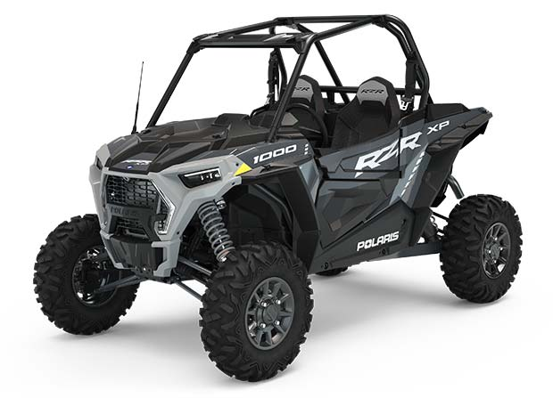 RZR XP® 1000 White Gray